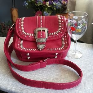🐎Montana West red crossbody🐎
